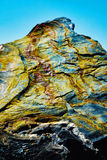 kolorowy kamień Obrazy Royalty Free