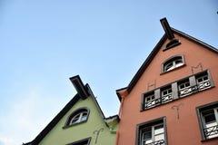Kolorowy Kolonia 2 Obrazy Stock