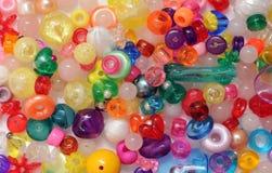Kolorowy koralik zdjęcie royalty free