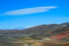 kolorowy krajobraz Obrazy Royalty Free