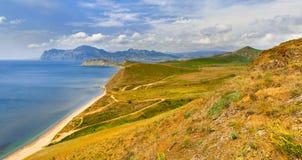 kolorowy krajobrazowy lato Obraz Stock