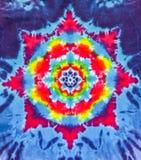 Kolorowy krawata barwidła wzoru projekt Zdjęcie Royalty Free