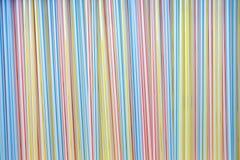 kolorowy kreskowy przypadkowy vertical Obrazy Royalty Free