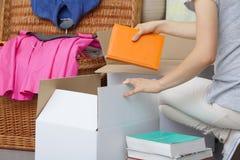 Kolorowy książek pakować Zdjęcie Stock