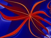 kolorowy kwiat ilustracji