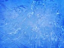 Kolorowy lód abstrakcjonistyczna lodowa tekstura arktyczny lód Obrazy Stock