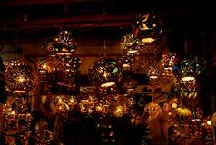Kolorowy lampion Zdjęcie Stock