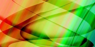 Kolorowy lekki abstrakcjonistyczny tło Fotografia Stock