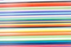 Kolorowy linii abstrakcjonistycznej sztuki tło Obraz Royalty Free