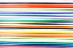 Kolorowy linii abstrakcjonistycznej sztuki tło Obrazy Stock
