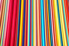 Kolorowy linii abstrakcjonistycznej sztuki tło Zdjęcia Stock