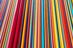 Kolorowy linii abstrakcjonistycznej sztuki tło Obrazy Royalty Free