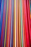 Kolorowy linii abstrakcjonistycznej sztuki tło Zdjęcie Royalty Free