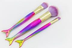 Kolorowy lub tęcza kolor Uzupełniam muśnięcie Obrazy Stock