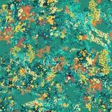 Kolorowy marmurowy bezszwowy wzór tło dekoracyjny abstrakcyjne Obraz Royalty Free