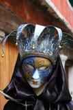kolorowy maskowy tradycyjny Venice Obrazy Stock