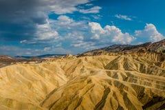 Kolorowy śmiertelny dolinny Nevada Obrazy Royalty Free