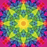 Kolorowy mozaiki tło Zdjęcie Royalty Free