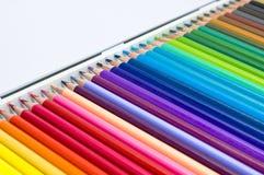 kolorowy ołówek Obraz Stock