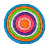 Kolorowy okrąg ilustracja wektor