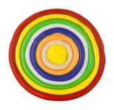Kolorowy okrąg Fotografia Royalty Free