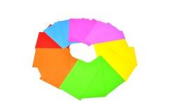 Kolorowy okrąg Obrazy Royalty Free