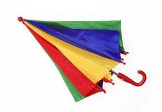 kolorowy parasol Obraz Stock