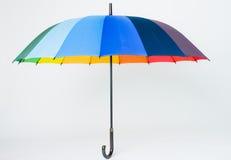 Kolorowy parasol Obrazy Royalty Free