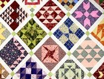 kolorowy patchwork Obrazy Royalty Free