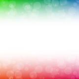 Kolorowy plama abstrakta tło Zdjęcia Stock