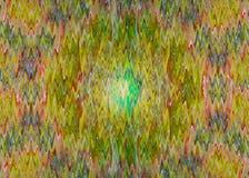 Kolorowy pluskoczący falisty tło ilustracja wektor