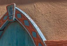 Kolorowy Południowo-zachodni architektoniczny szczegół obraz stock