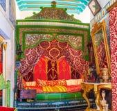 Kolorowy pokój Zdjęcia Royalty Free