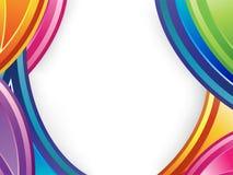 kolorowy projekt Obraz Stock