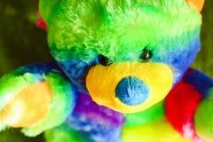 Kolorowy przyjaciel Misha Fotografia Stock