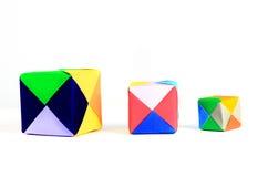 Kolorowy pudełko Obraz Stock