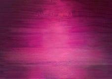 Kolorowy różowy drewniany tło Walentynka temat Fotografia Stock