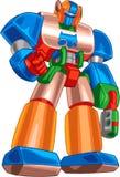 kolorowy robot Fotografia Stock