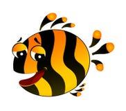 kolorowy rybi tropikalny ilustracji