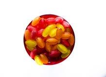 Kolorowy słodki cukierek Zdjęcia Stock