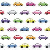 Kolorowy samochodu tło Obraz Stock