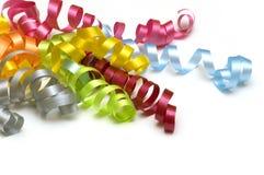 kolorowy streamer Zdjęcie Stock