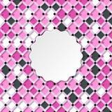 Kolorowy szklisty tło Obraz Stock