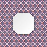 Kolorowy szklisty tło Zdjęcia Stock