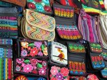 Kolorowy szyk kobiety ` s kiesy Obrazy Royalty Free