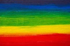 kolorowy tła drewno obraz stock