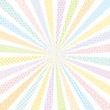 Kolorowy tło z Japońskim projektem Obrazy Royalty Free