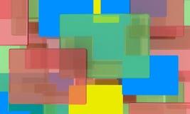Kolorowy tło Obrazy Stock