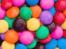 kolorowy tło cukierek Obraz Stock