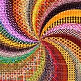 kolorowy tło rocznik Zdjęcie Royalty Free